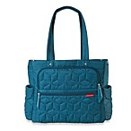 SKIP*HOP® Forma Pack & Go Diaper Tote in Peacock Blue