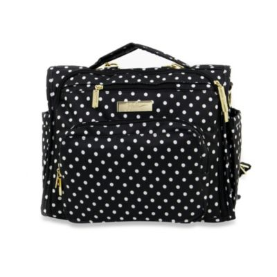 Black Dot Diaper Bags
