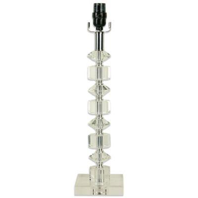 Mix & Match Large Acrylic Stacked Lamp Base