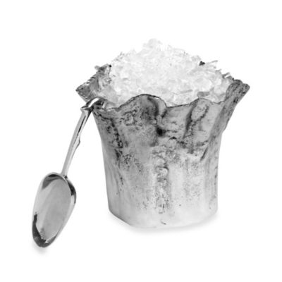 Star Home Artisan Ice Bucket with Scoop