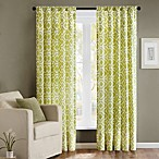 Delray Diamond Window Curtain Panel