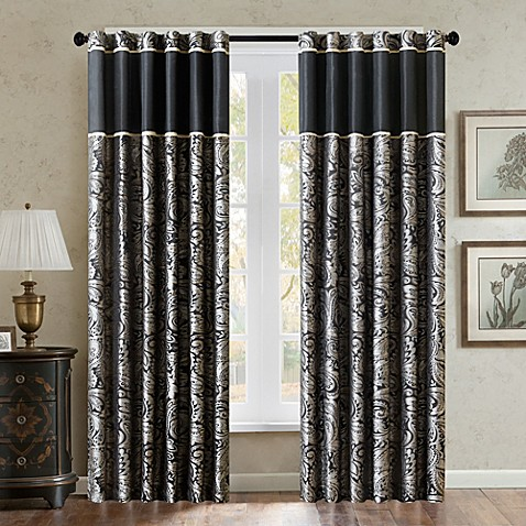 Aubrey Window Curtain Panel
