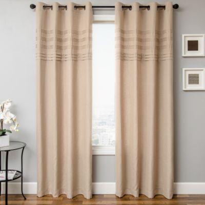 Nickel Curtain Panel