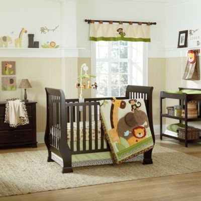Nojo® Jungle Crib Set
