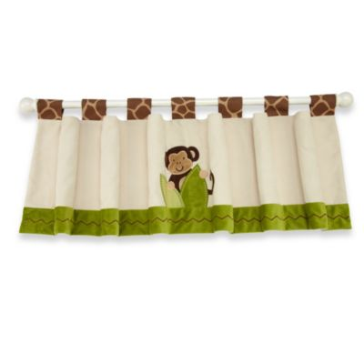 NoJo® Kulala Window Valance