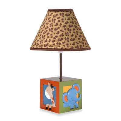 NoJo® Zambia Lamp and Shade