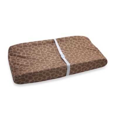 NoJo® Zambia Contoured Changing Table Cover