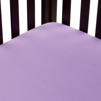 Carter's® Mix & Match Fitted Crib Sheet in Purple