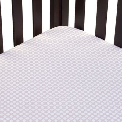 Carter's® Mix & Match Tile Fitted Crib Sheet in Grey