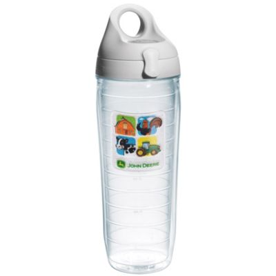 Tervis® John Deere Farm Blocks 24-Ounce Water Bottle