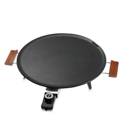 Black Electric Griddle