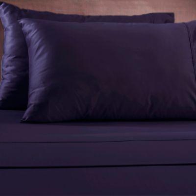 Purple Plaid Bedding