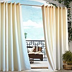 Gazebo Striped Outdoor Curtain