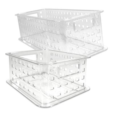 Sliding Baskets for Organization