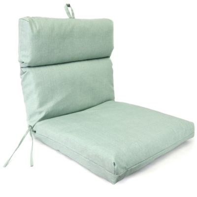 44-Inch x 22-Inch Universal Chair Cushion in Husk Texture Mist