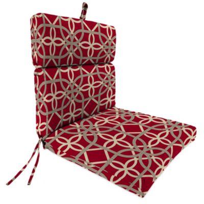 44-Inch x 22-Inch Universal Chair Cushion in Keene Cherry