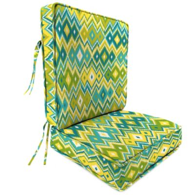 Seat and Back Outdoor Chair Cushions