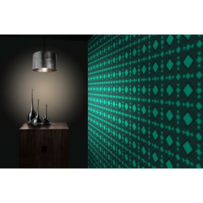 Tempaper® Double Roll Removable Wallpaper in Diamond Emerald