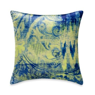 Poetic Wanderlust® Porter Square Throw Pillow