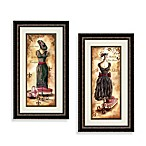 Fashion Du Jour Dress Wall Art