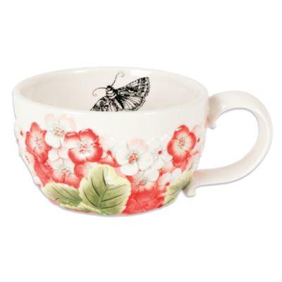 Edie Rose by Rachel Bilson Hydrangea Cappuccino Cup