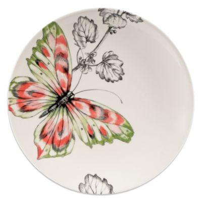 Edie Rose by Rachel Bilson Hydrangea Butterfly Salad Plate