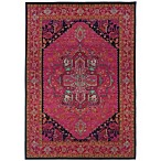 Oriental Weavers Kaleidescope Contemporary Rug in Pink