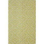 Baja Indoor/Outdoor Rug in Green