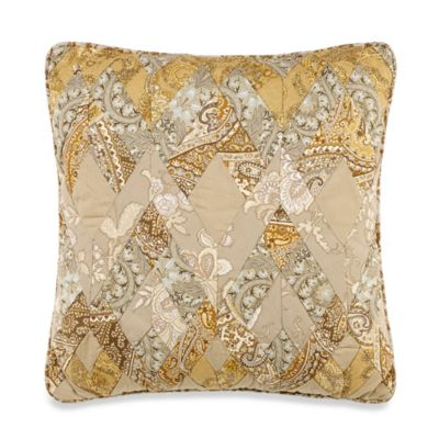 B. Smith® Naomi Square Toss Pillow