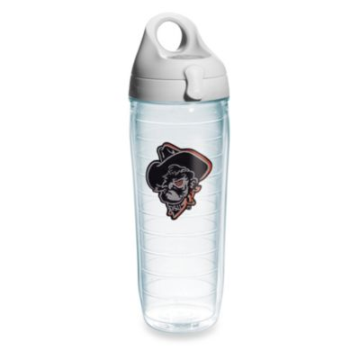 Tervis® Oklahoma State University Shadow Pete Emblem 24 oz. Water Bottle with Lid