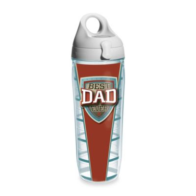 Tervis® Best Dad Ever 24 oz. Water Bottle with Lid