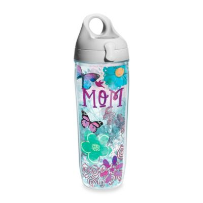 Tervis® New Day Mom Wrap 24 oz. Water Bottle with Lid