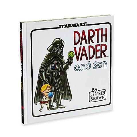 Darth Vader & Son Book -