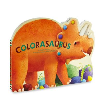 Colorsaurus Book
