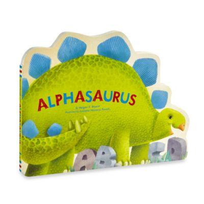 Alphasaurus Book