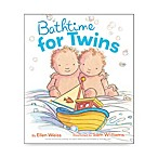 Bathtime for Twins Board Book