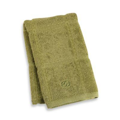 Calphalon Solid Kitchen Towel in Wasabi