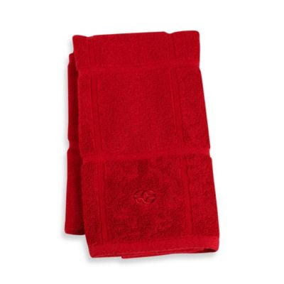 Calphalon Solid Kitchen Towel in Tomato