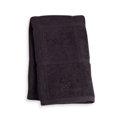 Calphalon Solid Kitchen Towel in Black
