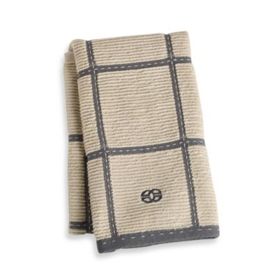 Calphalon® Kitchen Towel in Graphite Plaid