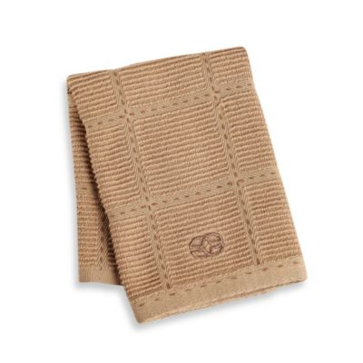 Calphalon Dish Cloth in Biscotti