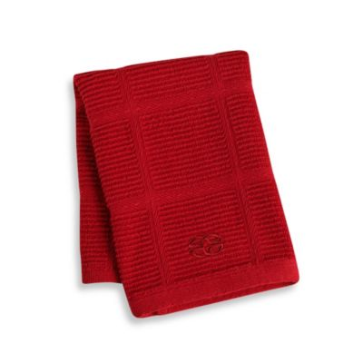 Calphalon Dish Cloth in Tomato