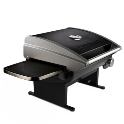 Silver Gas Grill