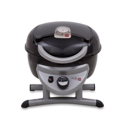 Char-Broil TRU-Infrared Gas Table Top Bistro Grill 180 in Black