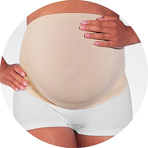 Cantaloop® Large Pregnancy Support Belt in Nude