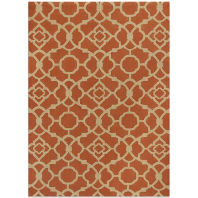 KAS® Natura Athena 5-Foot x 7-Foot Rug in Spice