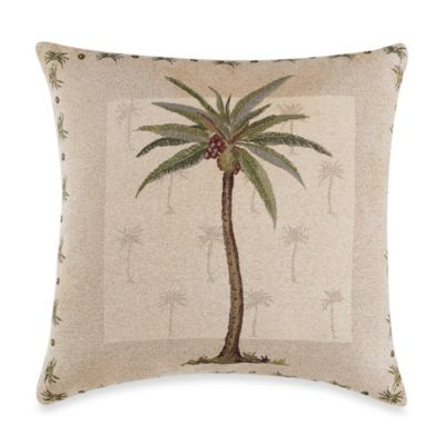 Palm Tree Floor Cushion