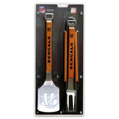 NFL Cincinnati Benglas 3-Piece Sportula BBQ Set