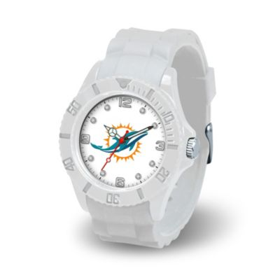 NFL Miami Dolphins Women's Cloud Watch