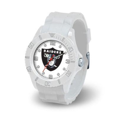 NFL Oakland Raiders Women's Cloud Watch
